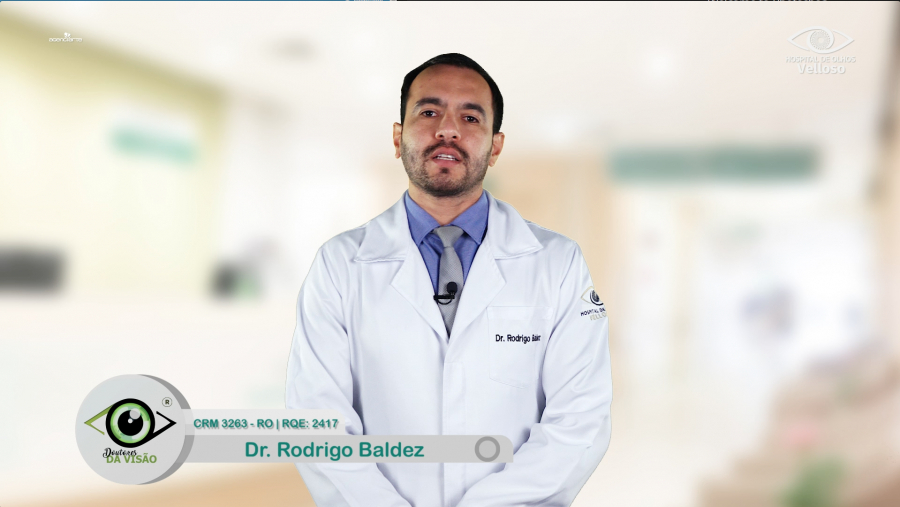 Dr. Rodrigo Baldez tira dúvidas sobre a Catarata.