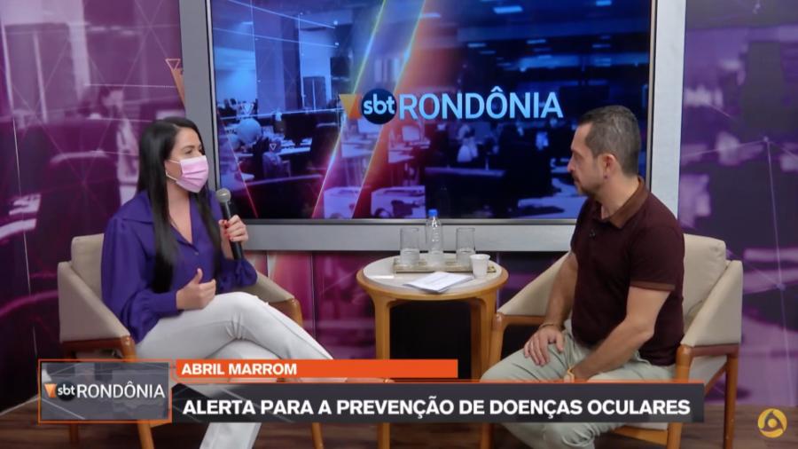 Abril Marrom - A importância dos exames de rotina na prevenção da cegueira